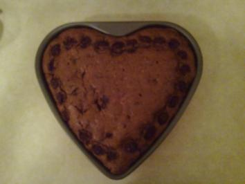 Rezept: Schoko-Kirsch-Kuchen