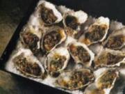 Austern - Rezept