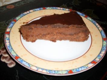 Teuflischer Schokoladen Kuchen - Rezept
