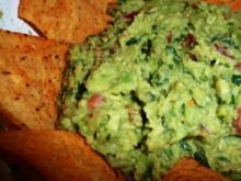 Guacamole - Mexikanischer Avocado Dip - Rezept
