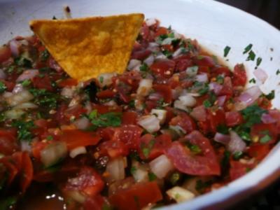 Mexikanische Allzweck Salsa - Rezept