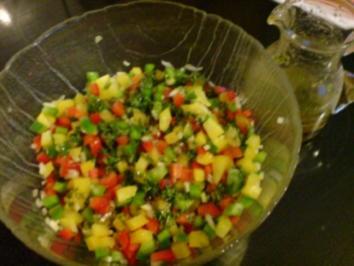Konfetti-Salat - Rezept