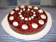 Kirsch-Schokoladen-Torte - Rezept