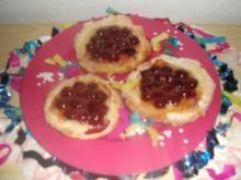 Kirsch-Pudding-Taler - Rezept