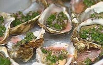 Austern mit Mignonette - Rezept