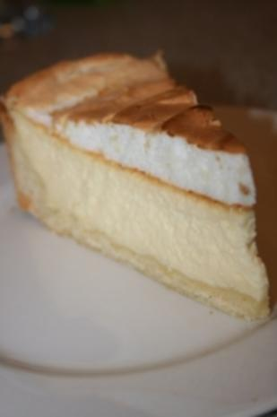 Oma's weltbester Käsekuchen - Rezept