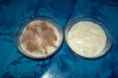 Cremiger Milchreis - Rezept
