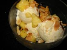 Pina-Colada-Eis - Rezept