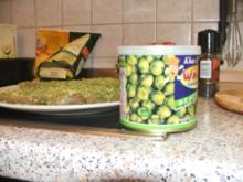 Hühnerbrust in Wasabikruste - Rezept