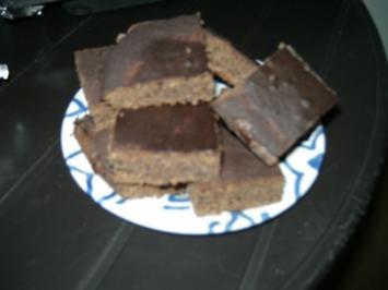 Schoko-Nußkuchen a la Moni - Rezept