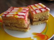 Blitzschnelle  Tortenstücke - Rezept