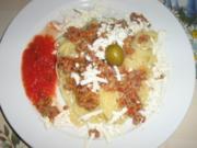 Spaghettini Bolognese - Rezept