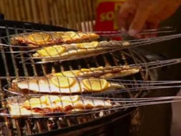 Doppeltes Fischfilet - Rezept