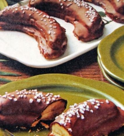 Schoko Bananen - Rezept - Bild Nr. 2