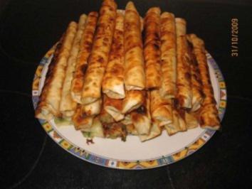 besondere Käsestangen (Sigara böregi) - Rezept