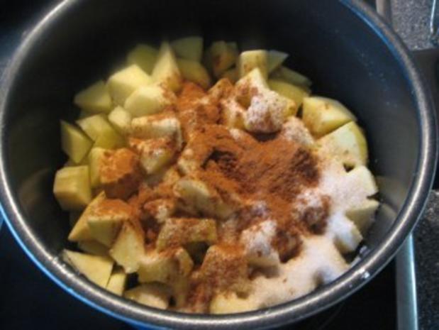 gefüllter Apfelkuchen - Rezept - Bild Nr. 12