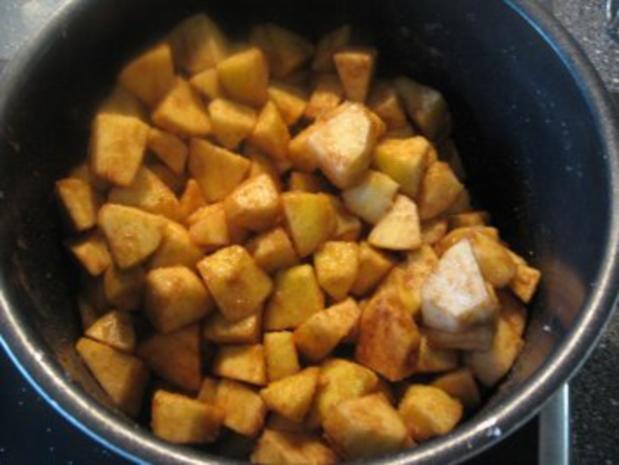 gefüllter Apfelkuchen - Rezept - Bild Nr. 13