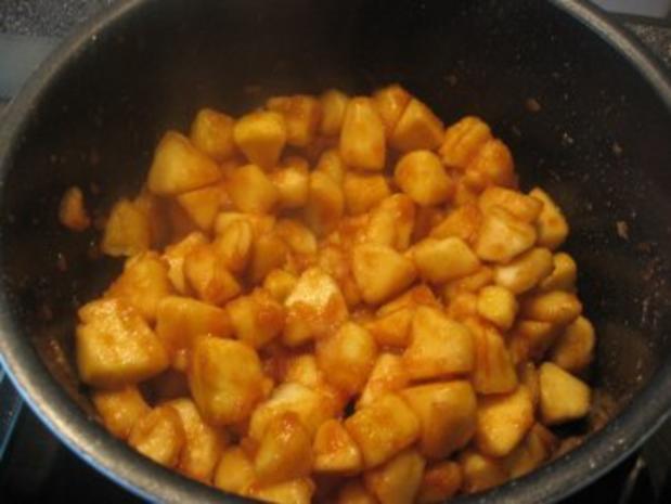 gefüllter Apfelkuchen - Rezept - Bild Nr. 14