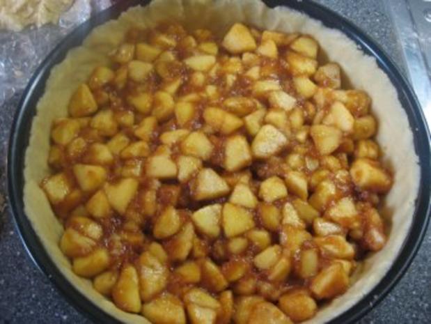 gefüllter Apfelkuchen - Rezept - Bild Nr. 19