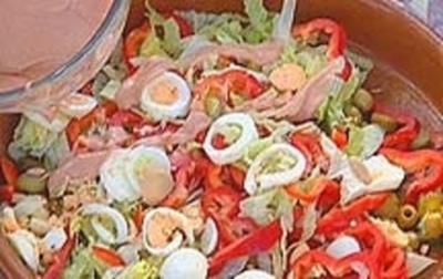 Thousand-Island-Salat - Rezept - Bild Nr. 9