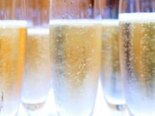 Champagnerflan - Rezept