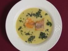 Edelfisch in Ackerknolle - Rezept