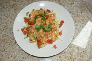 Roter Tortellinisalat - Rezept