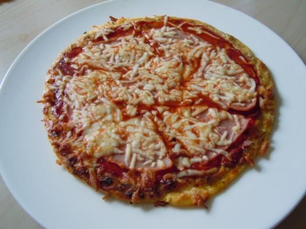 Low-Carb Pizza - Rezept - Bild Nr. 7