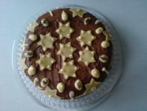 Mohn-Marzipan Torte - Rezept