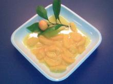 pure Orangensauce - Rezept