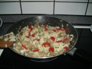 Vegetarische Couscous-Pfanne - Rezept