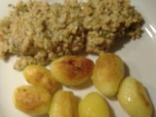 Schwertfisch in Mandelsauce - Rezept