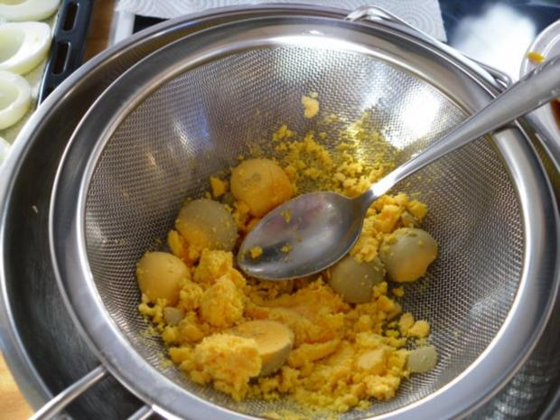 "Bunte Eier ""die große Verführung"" - Rezept - Bild Nr. 2"