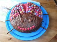 Lustige Marienkäfer Torte - Rezept - Bild Nr. 4