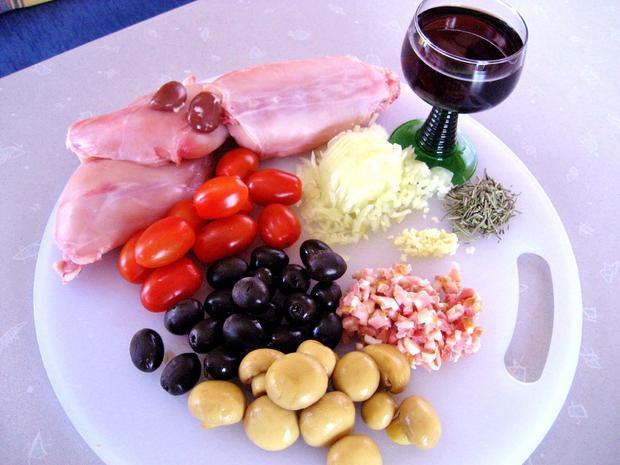 """Kaninchen """"Rioja"""" - Rezept - Bild Nr. 57"""