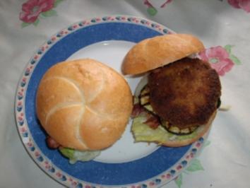 Hamburger Spezial - Rezept