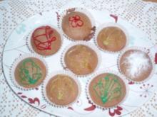 Kinder-Fruchtzwerg-Muffins - Rezept