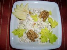 Hähnchen-Apfel-Sellerie Salat - Rezept