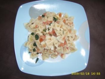 Pasta Siciliana - Rezept