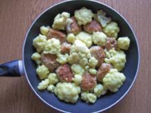 Curry-Blumenkohl-Pfanne - Rezept