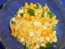 Maissalat mal anders - Rezept