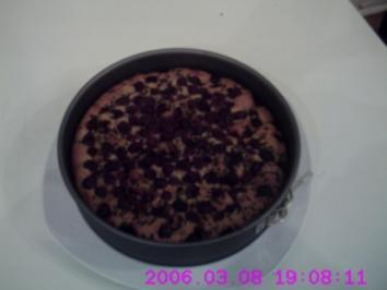 Rezept: Kirsch-Schoko-Kuchen