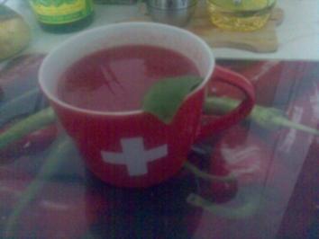 Rote Beete Supe - Rezept