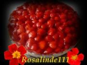 Kleine Erdbeertorte - Rezept