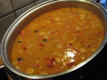 Die Suppe meiner Nachbarin - Rezept