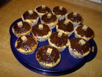 Hanuta- Muffins - Rezept