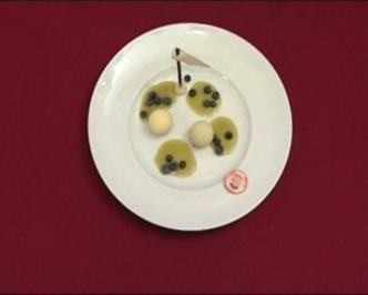 Fliegende Bälle mit Schokoladenmousse (Otto Retzer) - Rezept