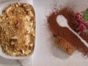 Cantuccinicreme mit Mandelkruste - Rezept