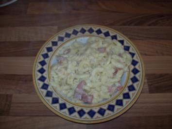 Pasta alla Brunch - Rezept