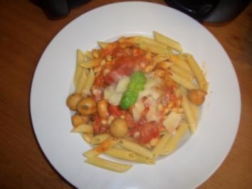 Pastasoße diavolo - Rezept
